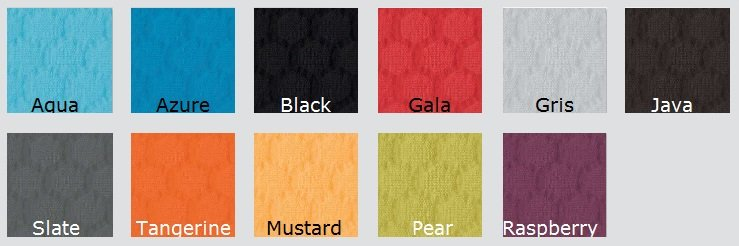 Color Options - BeeHave Acoustic Fabric
