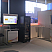 AcoustiRack Active Display used by Nokia Siemens at CeBit Germany
