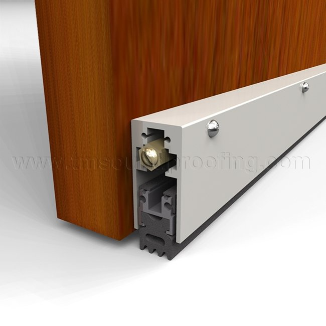 high quality heavy duty automatic soundproof door bottom 87504