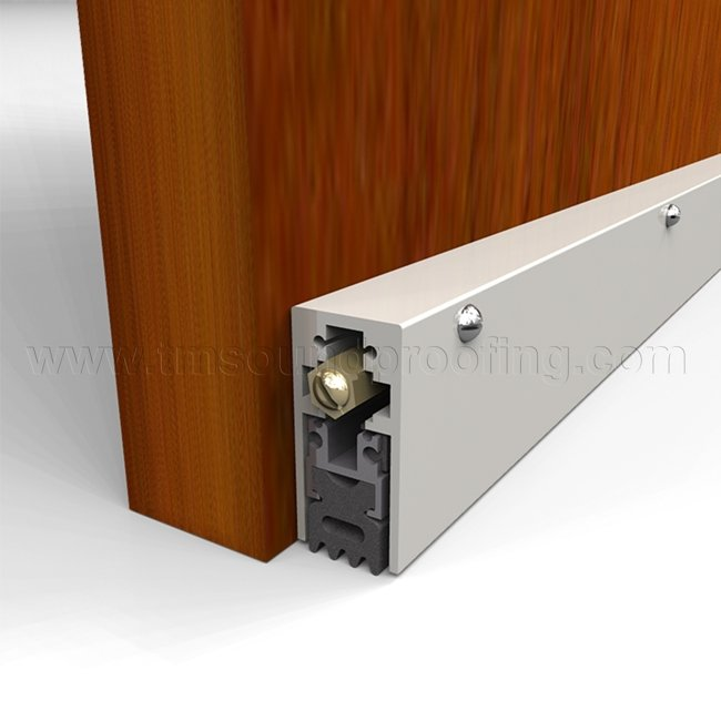 High quality heavy duty automatic soundproof door bottom