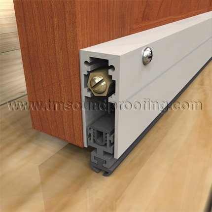 Basic Automatic Door Bottom Tmsoundproofing Com