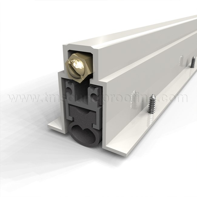Heavy duty soundproof automatic door bottom sold by