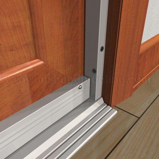 Seal Rite Door Prices: Heavy Duty Adjustable Door Soundproofing Gasket With