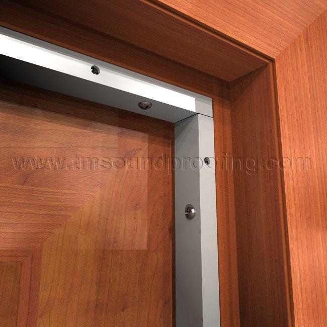 High Quality Adjustable Door Gasket For Door Soundproofing