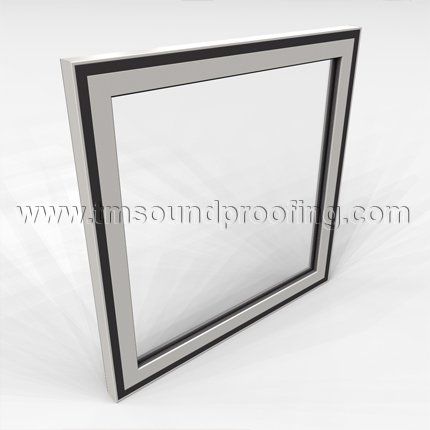 Lite kit frame for all sized walls doors and windows for enhanced acoustical window and door lite treatment for existing windows publicscrutiny Choice Image