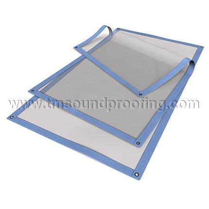 sound reducing windows sound insulation soundproof window panel tmsoundproofingcom