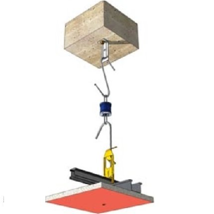 Tms A50r Sound Isolation Hangers For Suspended Ceilings