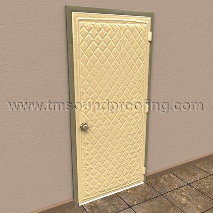 Sound control door panel door soundproofing tmsoundproofing com