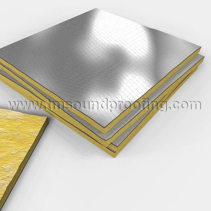 Drop Ceiling Sound Barrier Tile Tmsoundproofing