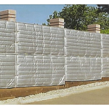 Sound Dampening Quilted Fiberglass Panels