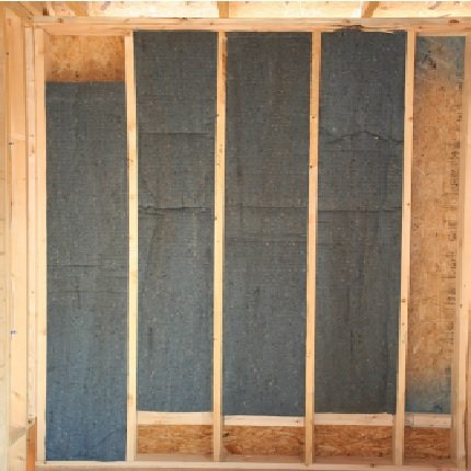 Acoustical And Thermal Cotton Batt Insulation R 19 Www