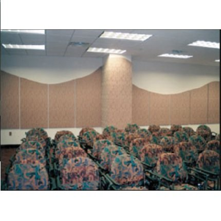 Acoustically Sound Fabric Wall Panels wwwTMsoundproofingcom