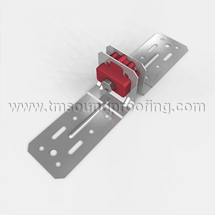 Resilmount A24R Double Clip For Acoustical Bridging