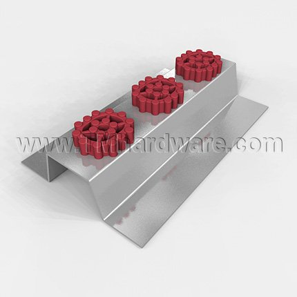 Resilmount A130R - Acoustic Isolation Clips For Heavy Items
