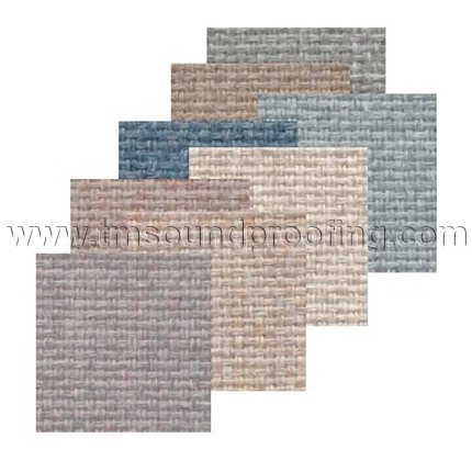 Basketweave 2466 - Acoustic Fabric