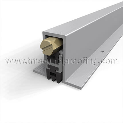 "Automatic Door Bottom, Mortised for 1-3/8"" Door, EZ Access"