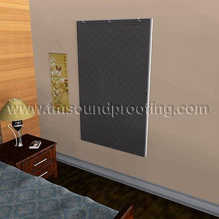 Soundproof Window Panel