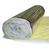 Noise Damping Pipe and Duct Wrap