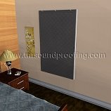 Soundproof Window Curtain