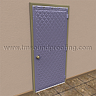 Door Panel Sound Barrier