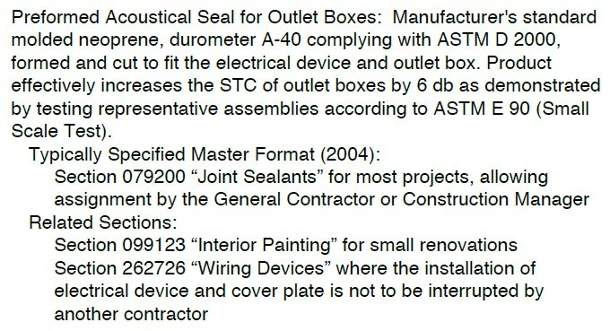 Available Designs for STC BoxSeal