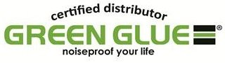 Certified Distributor of Green Glue Products