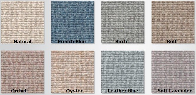 Color Options for Guilford Of Maine- Basketweave