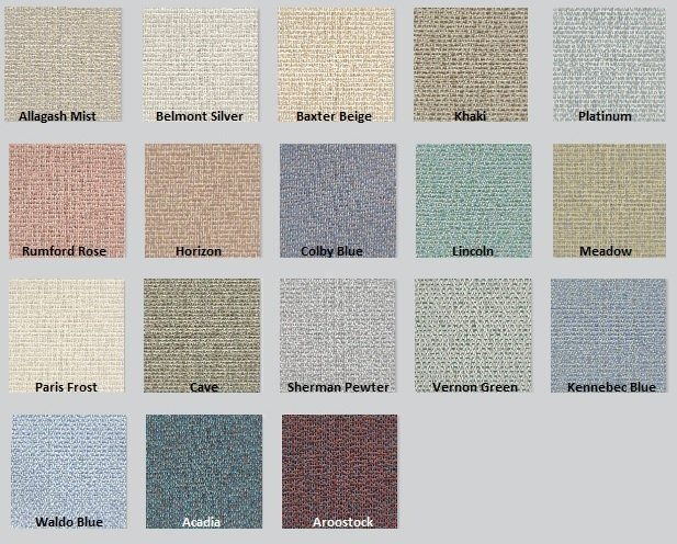 Guilford of Maine- Bailey Color Options