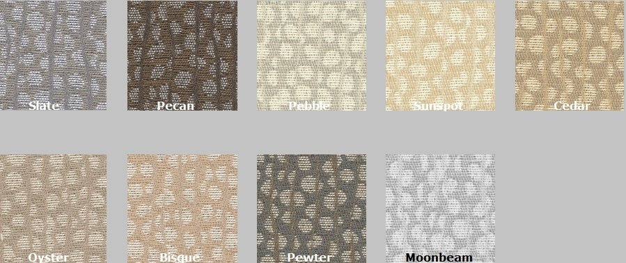 Color Options for Guilford of Maine-Cosmos