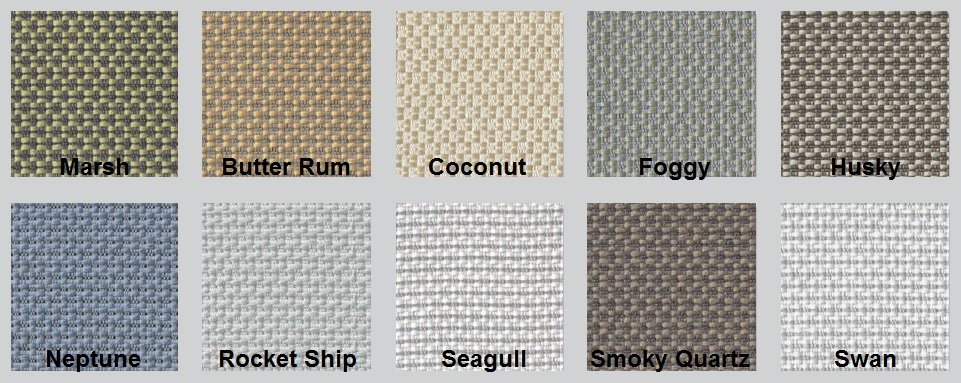 Guilford of Maine Intermix Color Options