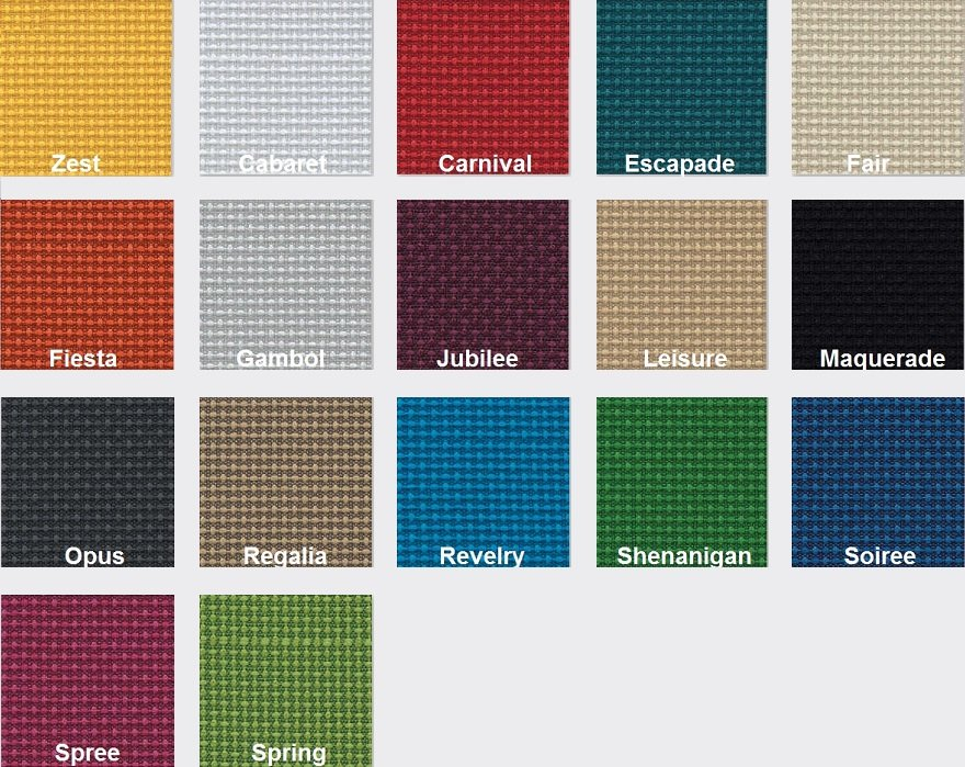 Guilford of Maine Quadrille Color Options