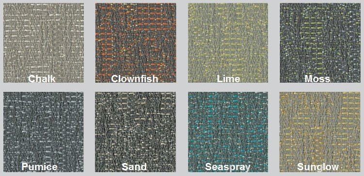 Guilford of Maine Tidepool Acoustic Fabric
