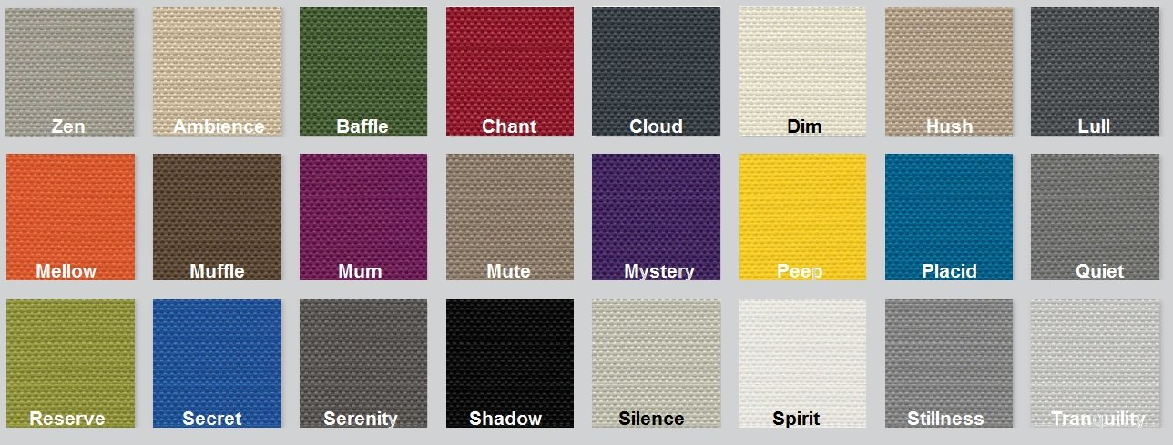Guilford of Maine Whisper Color Options