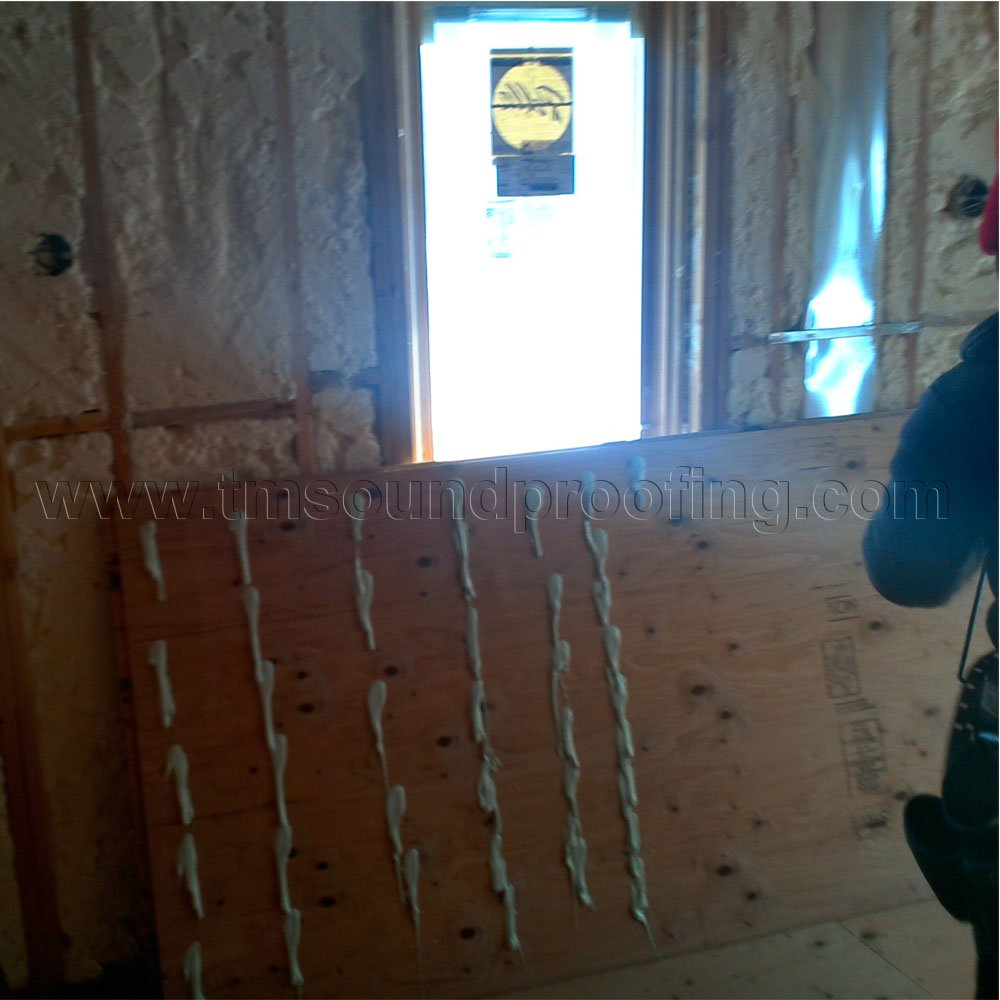 Soundproofing while doing interior renovations