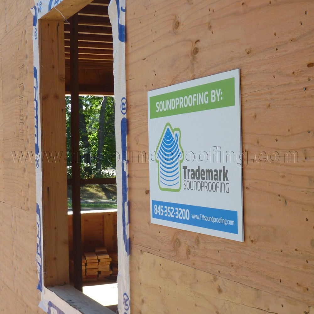Soundproofing full residential construction