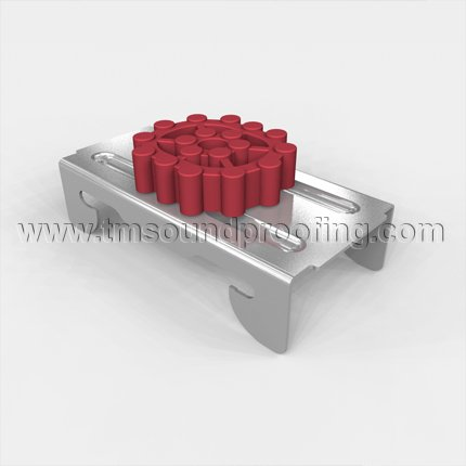 A237R Soundproofing Clips for Walls and Ceilings