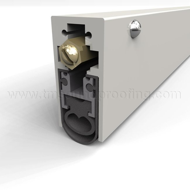 Basic Automatic Door Bottoms for Soundproofing Doors