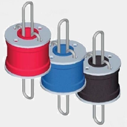 A50R TMS Sound Isolation Hangers for Soundproofing Solutions